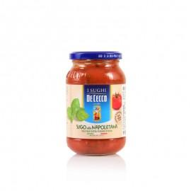 得科那不勒斯风味番茄酱罐头400克
