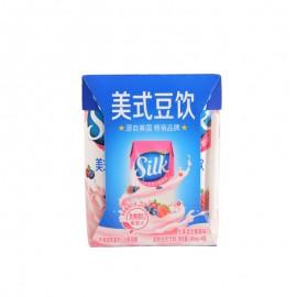 Silk北美混合莓果味調制豆奶飲料利樂鉆245ml*4包