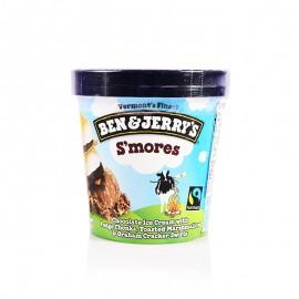 ベン&ジェリーズ ・アイスクリーム・スモア