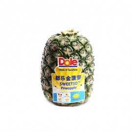 Dole 都乐菲律宾无冠金菠萝(大)