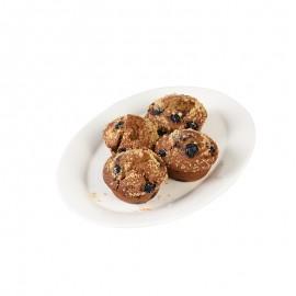 藍莓麥芬(4枚)-嘉席餐廳