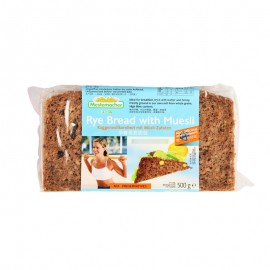 美满牌早餐黑麦面包