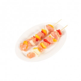 FIELDS KITCHEN BBQ串焼き・鶏ムネ肉&オニオン&パプリカ
