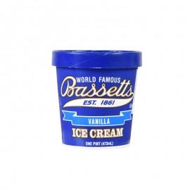 Bassetts バニラアイス