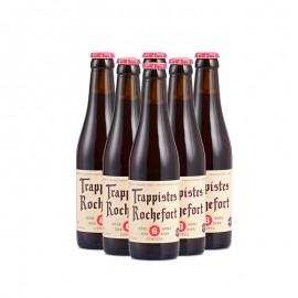 ベルギービール・ロシュフォール6 (330 ml*6本)