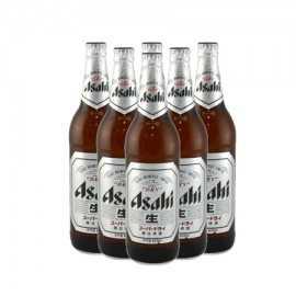朝日 啤酒630 ml*6