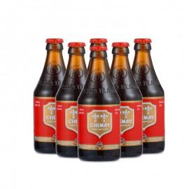 Chimay Red シメイ・レッド(330 ml*6)