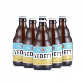 Vedett ヴェデット エクストラ ホワイト ビール(330 ml*6本)