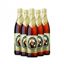 Franziskaner Weissbier ナッァトゥアートリューブ ビール (550 ml*6本)