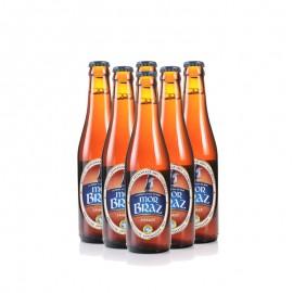 Mor Braz Ambrée Beer (330 ml*6)