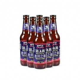 拳击猫胜利之拳 印度淡色艾尔啤酒 355 ml*6