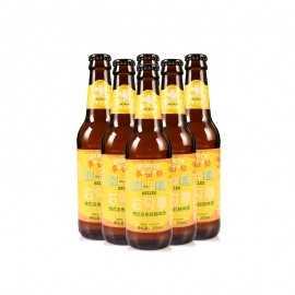 拳击猫右勾拳 德式淡色拉格啤酒 355 ml*6