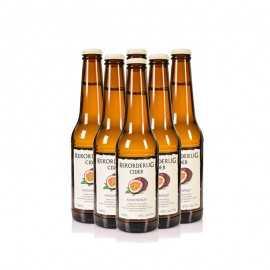 瑞可德林西番莲味西打酒330 ml*6
