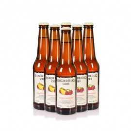 瑞可德林芒果树莓西打酒330 ml*6