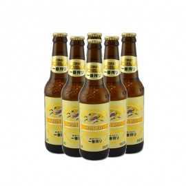 麒麟 一番搾啤酒(330ml*6)
