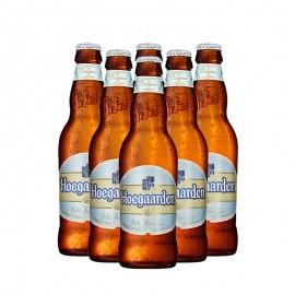 Hoegaarden ヒューガルテン ホワイト ビール (330ml×6本)