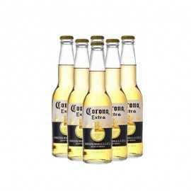 墨西哥 科罗娜特级啤酒(330ml*6)