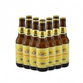 麒麟 一番搾啤酒(330ml*12)