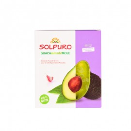 Solpuro Mild Guacamole With Garlic