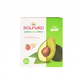Solpuro Mild Guacamole Without Garlic