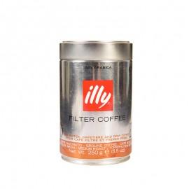 意利illy 濃縮咖啡粉(過濾式)250g
