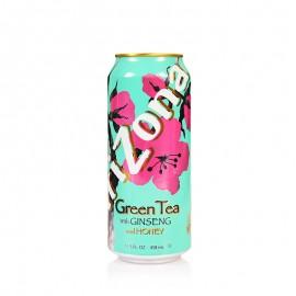 亞利桑那綠茶味冰茶飲料