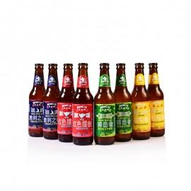 ボクシングキャットビール 8本詰め合わせ