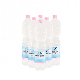 San Benedetto Mineral Water (1.5 L*6)