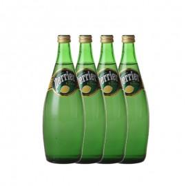 Perrier 巴黎水 含氣檸檬味飲料*4