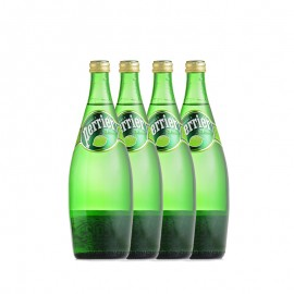 Perrier 巴黎水 含氣青檸味飲料*4