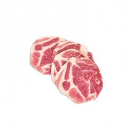 西班牙 100%巴塔耶純種黑豬 梅花肉(烤肉片)