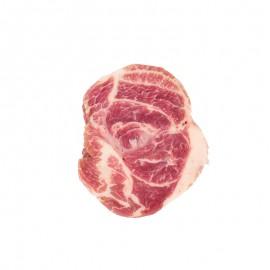 西班牙 100%巴塔耶純種黑豬 迷你小豬頸(大塊)