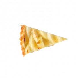 FIELDS BAKERY Traditional Apple Tart Slice