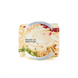 乐纯 三三三倍谷物杯希腊式风味发酵乳 135g (内含谷物包15g)*3