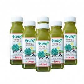 Fruiti 100%ジュース ケール&フルーツ(300 ml*6)