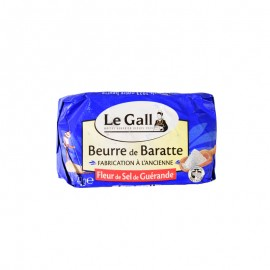 Le Gall Churned Butter With Guérande Sea Salt