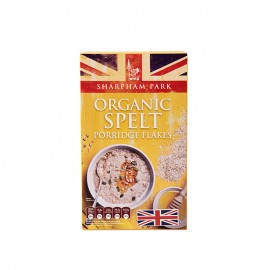 Sharpham Park Organic Spelt Porridge Flakes