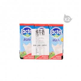 蘭特 全脂牛奶(200ml*6)