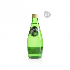 Perrier Lime Sparkling Water (330 ml*4)