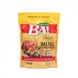 巴克蘭蔓越莓混合燕麥片300g(即食燕麥+代餐)