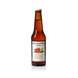 瑞可德林草莓青檸檬味西打酒