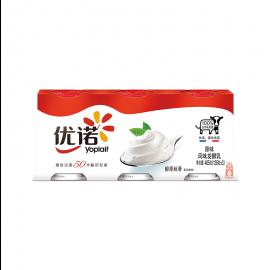 優諾優絲 原味風味發酵乳