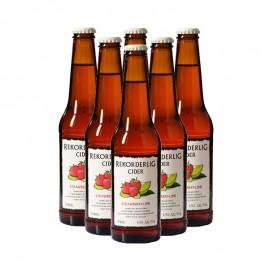 瑞可德林草莓青檸檬味西打酒330 ml*6