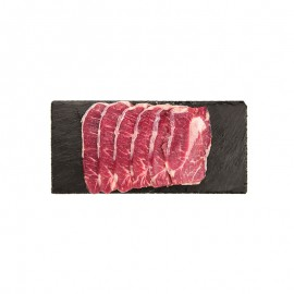 Excel Canadian AAA Beef Sliced Flat Iron Steak For Hot Pot