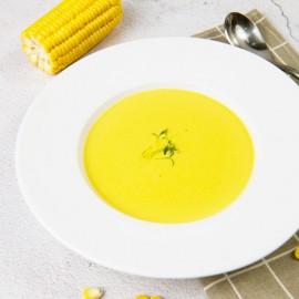玉米濃湯(1人份)-嘉席餐廳