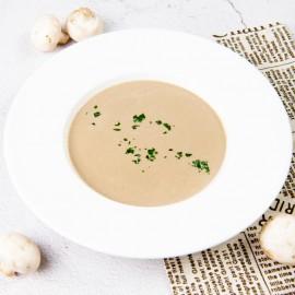 蘑菇濃湯(1人份)-嘉席餐廳