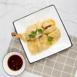 白切雞(半只)-嘉席餐廳