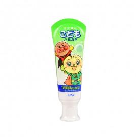 獅王 兒童牙膏 面包超人 哈密瓜味