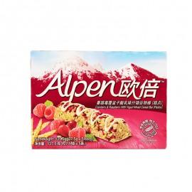 歐倍蔓越莓覆盆子酸乳味什錦谷物棒27.5g*5