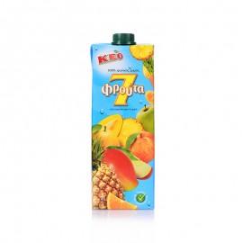 凱莉歐7種混合果蔬果汁